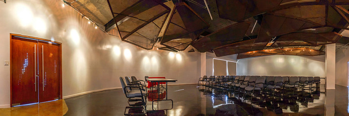 Amorphica Design Research Office - Universidad Iberoamericana - Aula Magna
