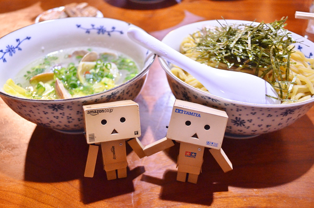 あさり塩つけ麺 (5)