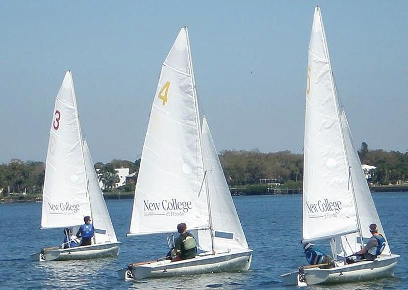 Sail team 1