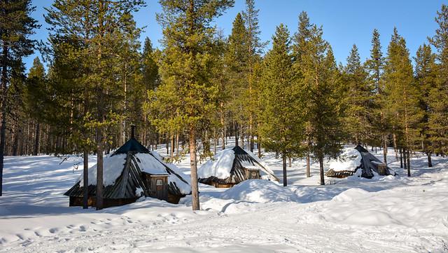 An Arctic Adventure in Swedish Lapland - Wilderness Cabins at Aurora Retreat
