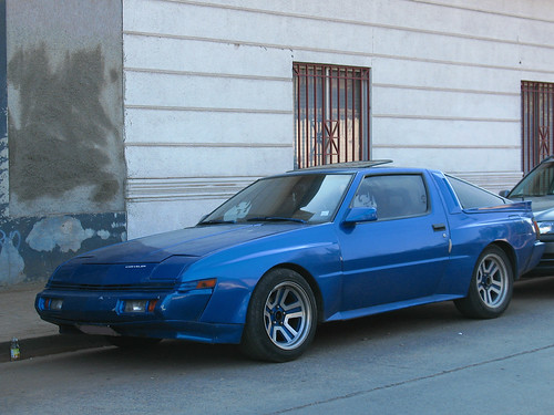 Chrysler Conquest 2.6 TSi 1988