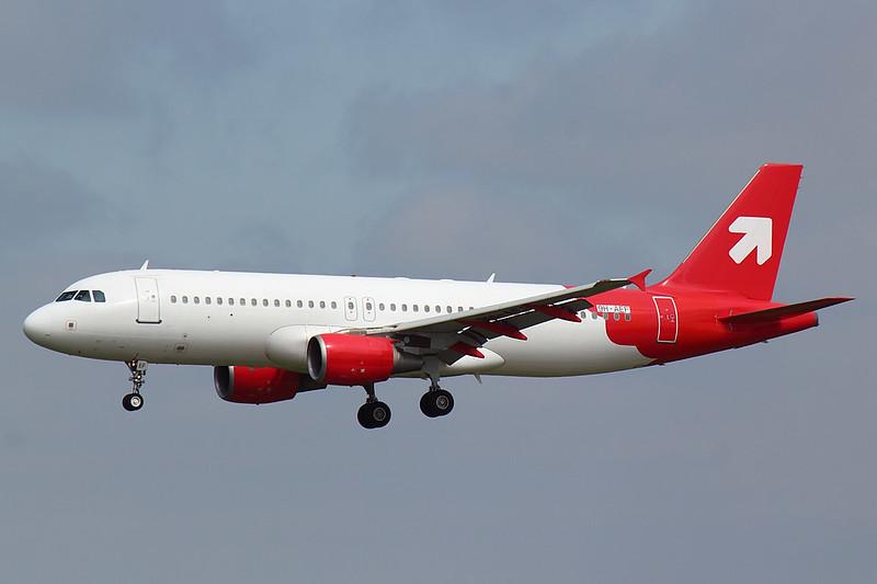 Air Malta - A320 - 9H-AEF