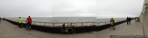LBC Ride: Brighton Undercliff II