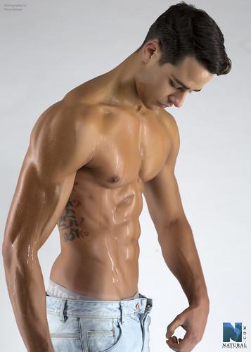 Sam Carr Natural Fitness Models