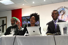 #BlackQuestionTime: Is the UK Justice System Criminal?
