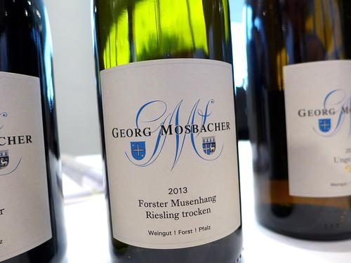 Weingut Mosbacher Musenhang Riesling