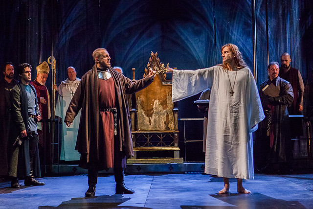 The RSC's Richard II © RSC, 2014