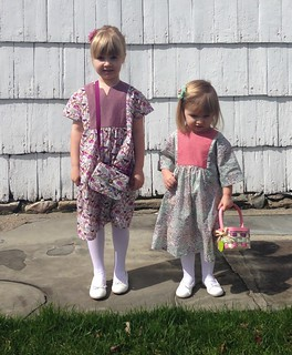 Hide and Seek Easter Dresses