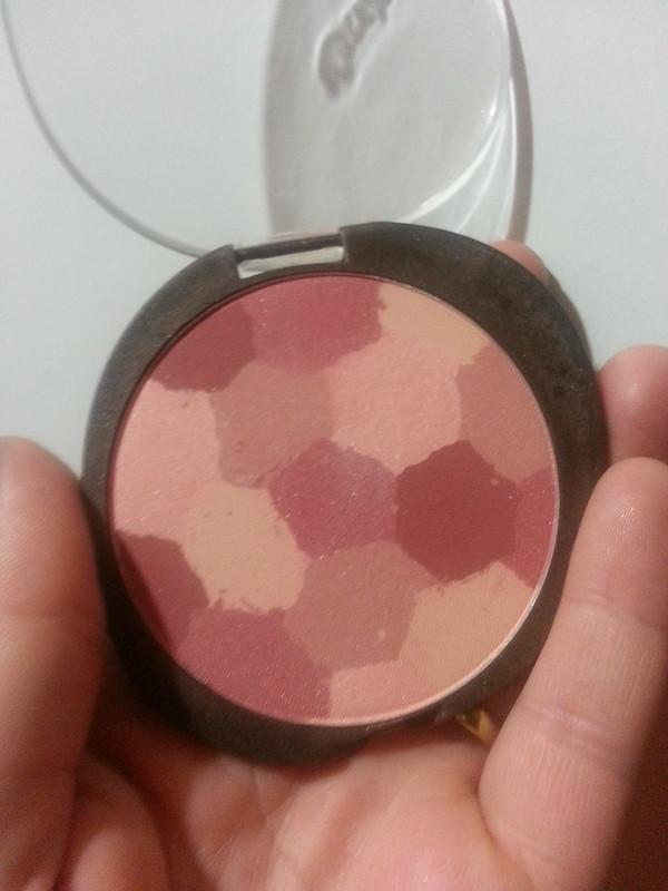 Blush Mosaico da Natura cor Rosado