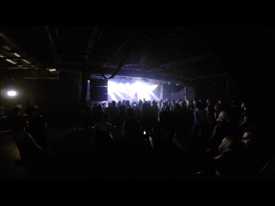 Sunshine Blind Live @ Convergence XX
