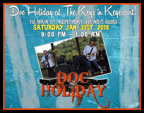 Doc Holiday 1-31-15