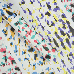 Opal Wrapping Paper Sheets by Claudia Owen 3