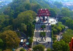 Yellow crane Tower Wuhan Hubei China