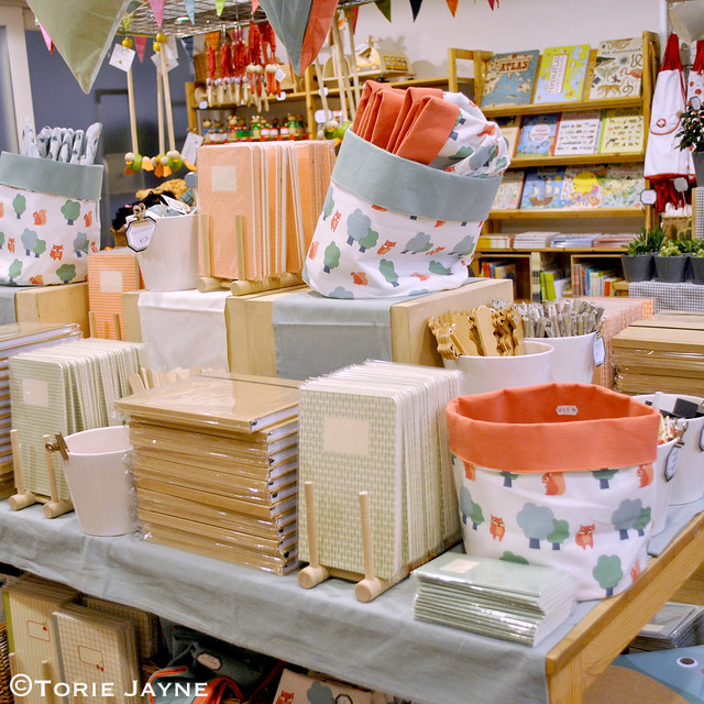 Stationery at Ditte & Kamille