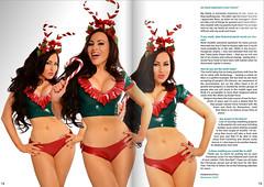 Kataxenna Kova Christmas Latex Magazine Interview