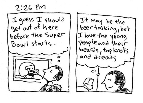 Hourly Comic Day 2015 226pm