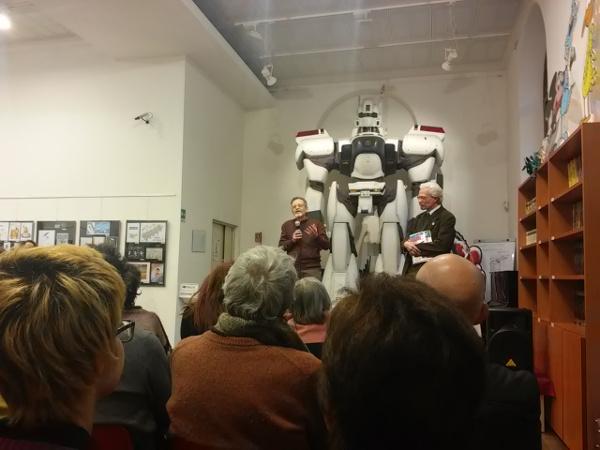 Siamo tutti Charlie: inaugurazione della mostra al museo WOW di Milano - 16288755640_10c5893766_o