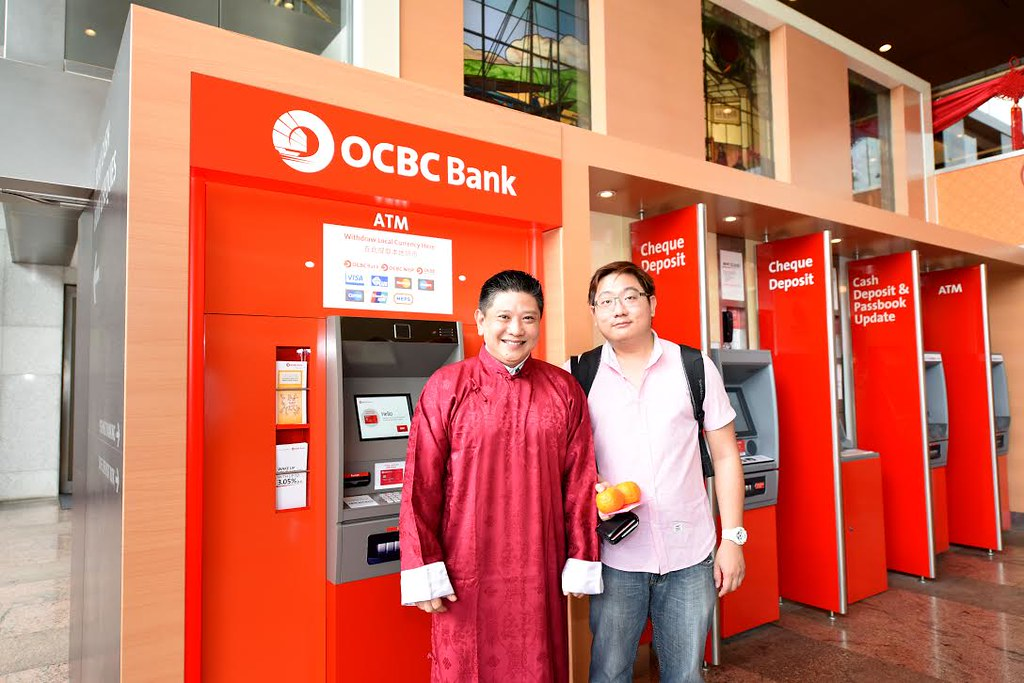 There's an ATM in Singapore that dispenses S$88 FREE CASH - Alvinology