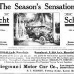 1912 Schacht. Runabout, $1,900 f.o.b. Honolulu. Siegmund Motor Car Co.  Schacht Car Evening bulletin., April 08, 1911, 3:30 EDITION, Page 10, Image 10 chroniclingamerica.loc.gov/lccn/sn82016413/1911-04-08/ed-...  Hawaii Digital Newspaper Project hdnpblog.wordpress.com/