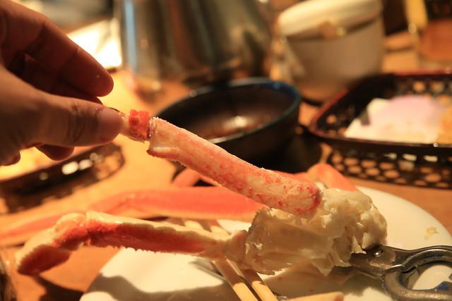 蝦蟹合戰.螃蟹吃到飽