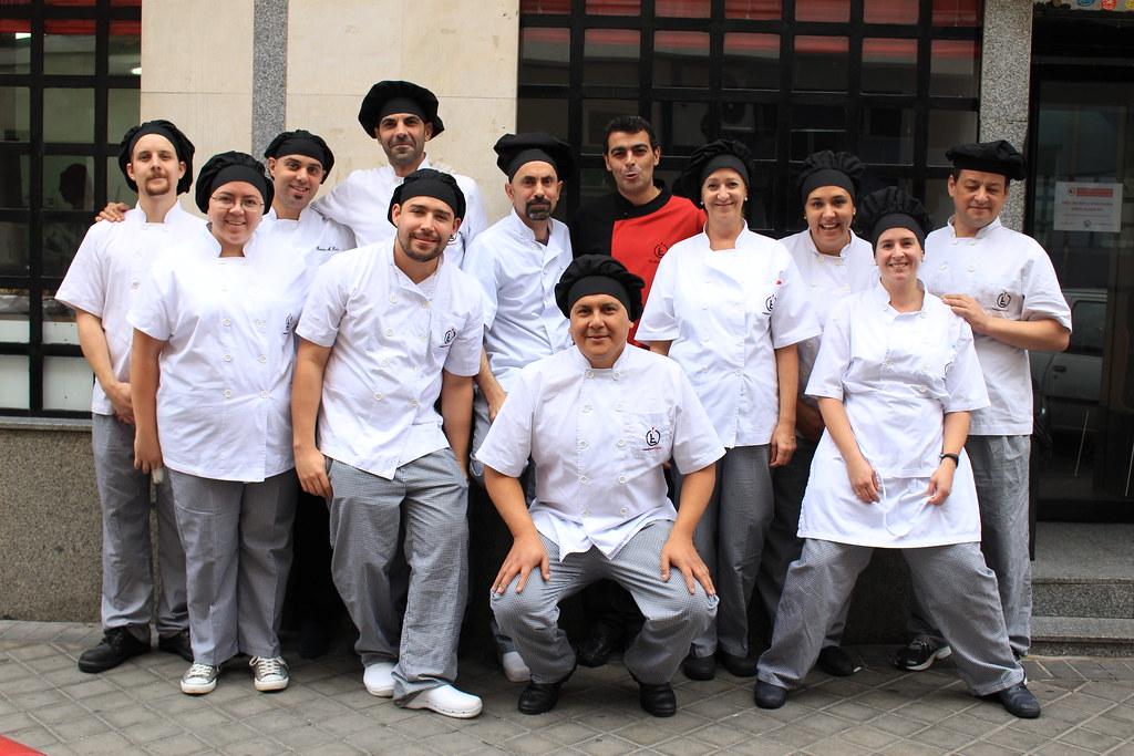 Curso de cocineros