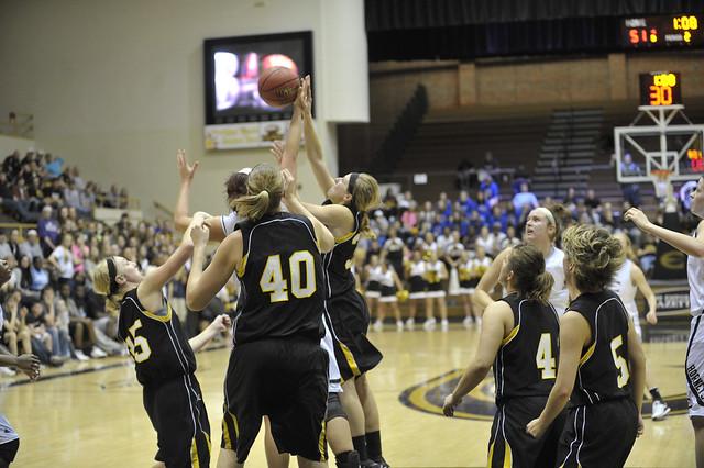 Women's Basketball vs Fort Hays State University   Flickr ...
