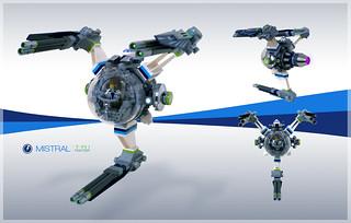 Mistral | tri-fighter