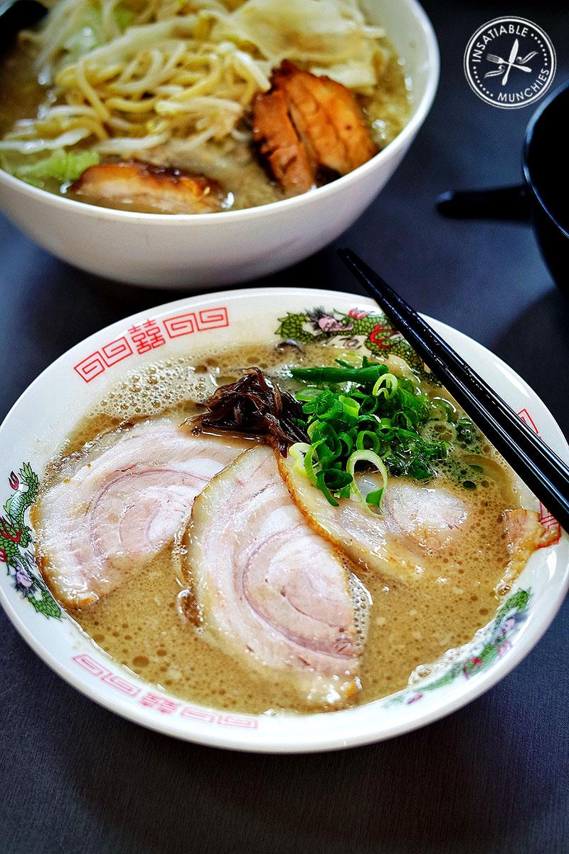 Tonkotsu Ramen from Ramen O-San