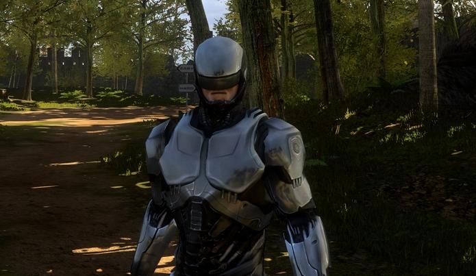 Robocop - The Talos Principle