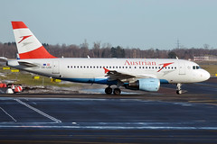 Austrian Airlines, OE-LDE, Airbus A319-112
