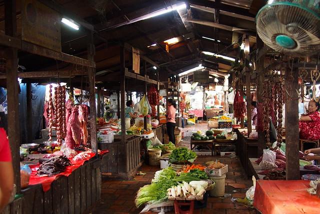 Toul Tom Poung (Russian Market), Phnom Penh, Cambodia