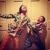Flannel PJs for Valentine's Day. #oliverands
