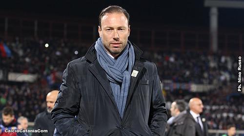 """Catania, Marcolin:""""Obiettivo 50 punti ma guardo in alto""""$"""