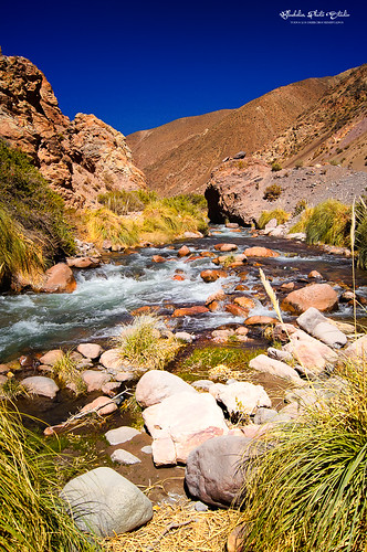 chile water rio river elqui
