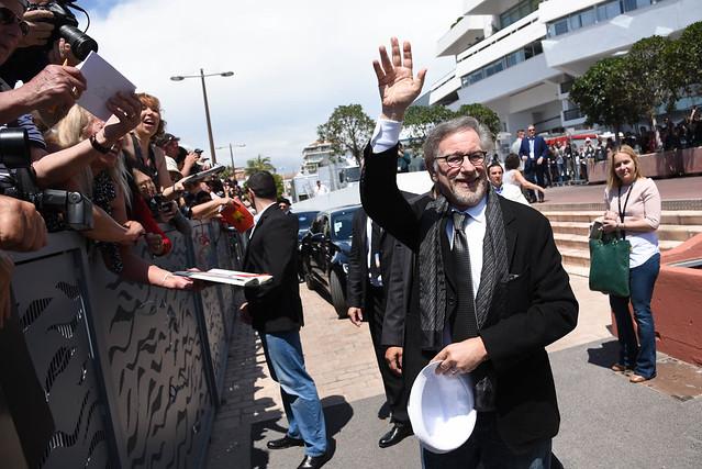 LE BGG - Le bon gros géant Photocall - Conférence Cannes