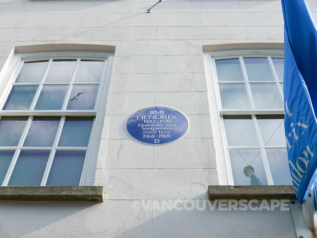 London/Handel & Hendrix exhibit