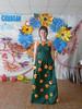 Квітка – Душа - переможниця конкурсу - Ковіненко Орина,7-в