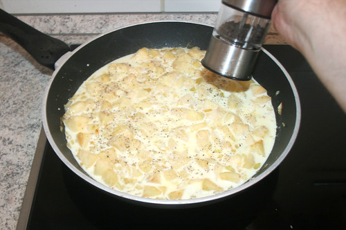 27 - Mit Pfeffer & Salz würzen / Season with pepper & salt