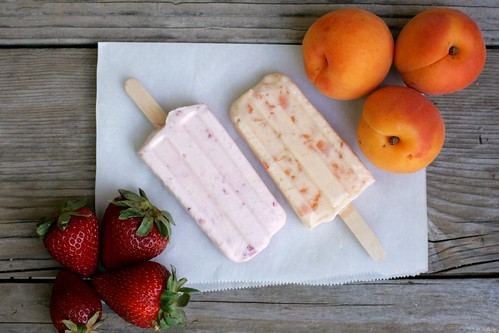 strawberry-apricot-popsicle