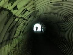 Twin tunnel