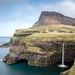Gasadalur, Faroe Islands by Sunny Herzinger