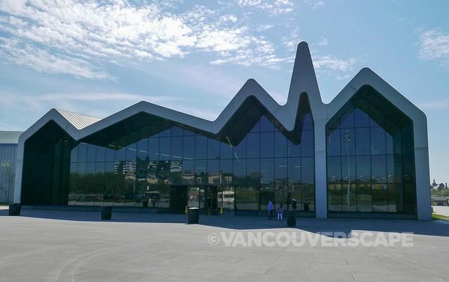 Glasgow/Riverside Museum