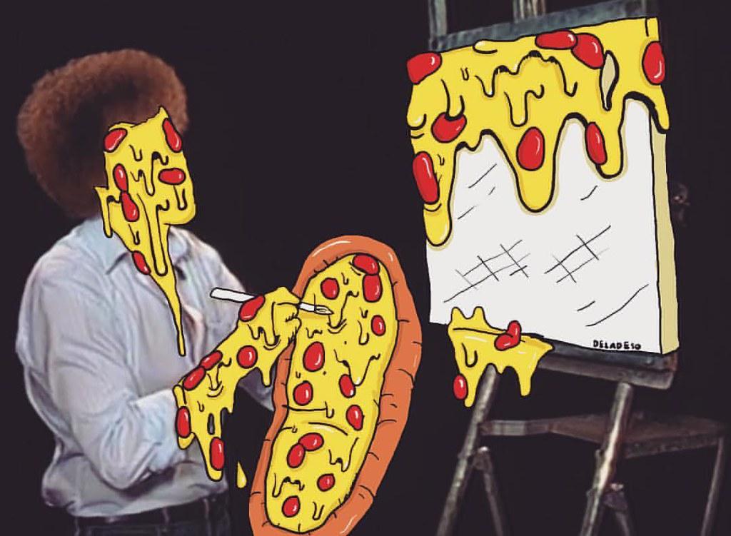 Deladeso Pizza