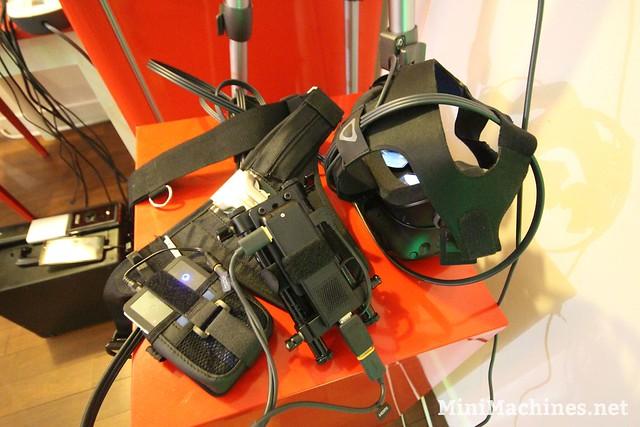 Casque VR sans fil
