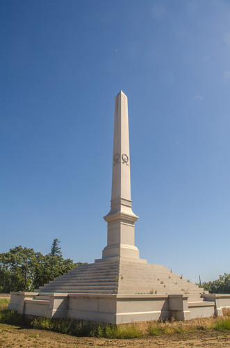 George Fancher Monument