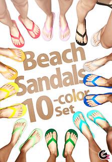 20130508_Beach Shoe