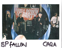BP Fallon & The Bandits - Cara Delevingne & Nigel Harrison & Scott Asheton & BPF & Hector Munoz & Aaron Lee Tasjan