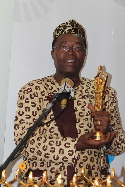 8729699608 e005eb6914 z Photos: Funny Face, Rahim Banda and other winners finally get their Ghana Movie Awards statuettes