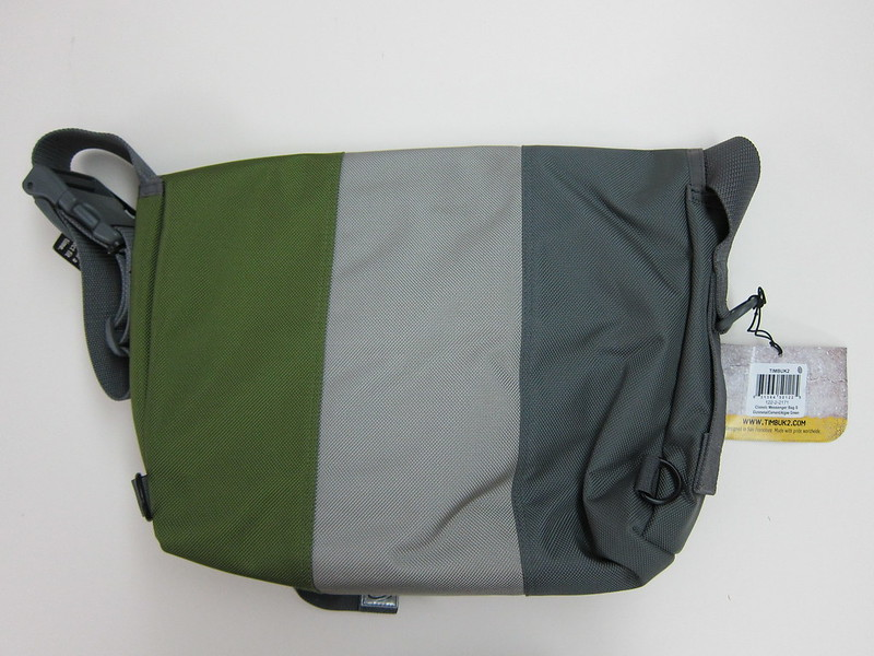 Timbuk2 Classic Messenger Bag - Back