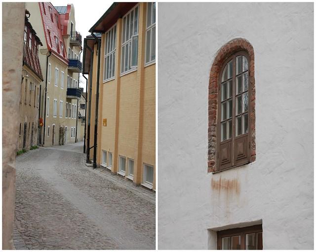 Gotland houses